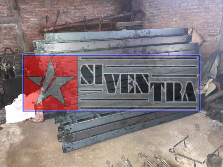 material cable ladder siventra